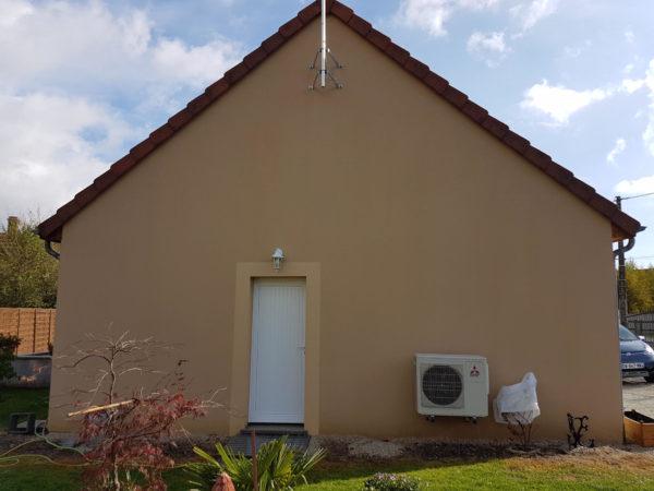 couvreur façade propre hortica
