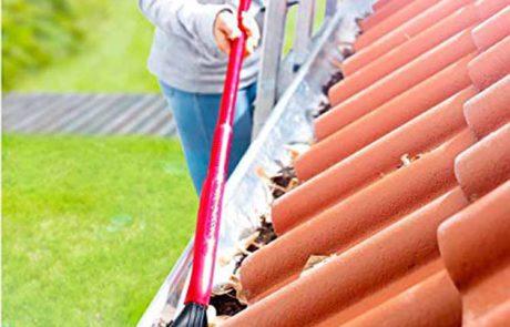 Nettoyage de gouttières artisan couvreur