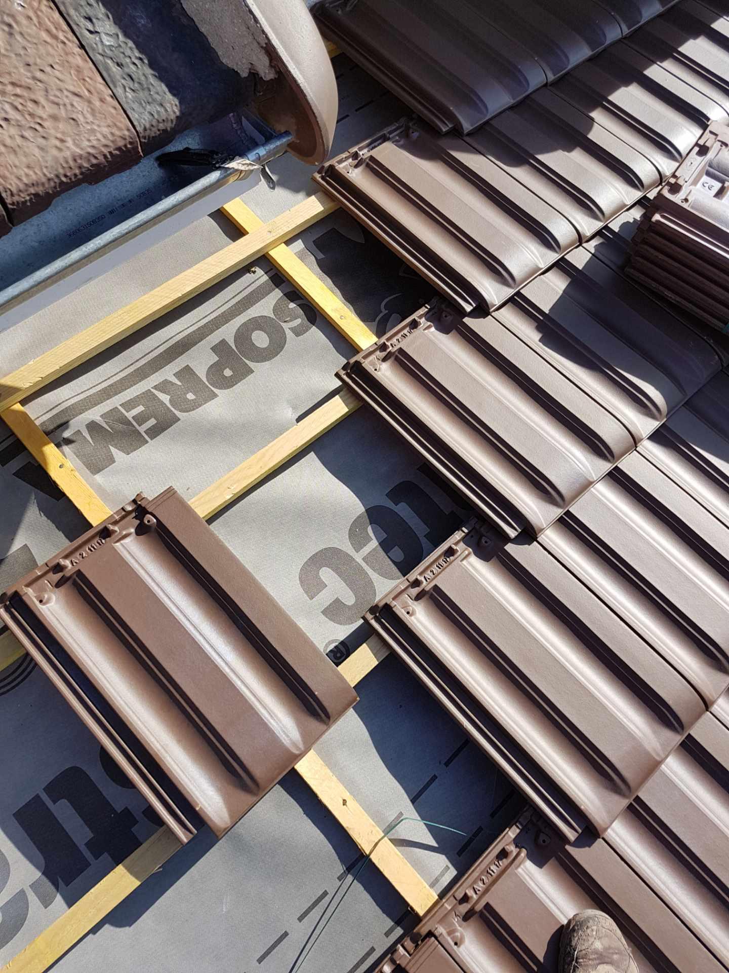 couverture générale de toit artisan hortica 95