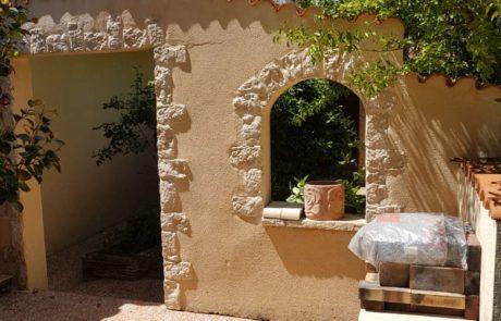 Nettoyage des murs Artisan Hortica