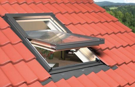 Velux fenêtre toit couvreur