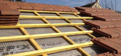 Installation toiture artisan hortica